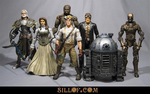 Steampunk Heroes