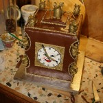 Hickory Dickory Dock Clock Cake 2