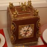 Hickory Dickory Dock Clock Cake 4