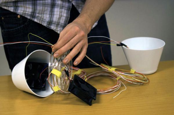 Sound Lamp