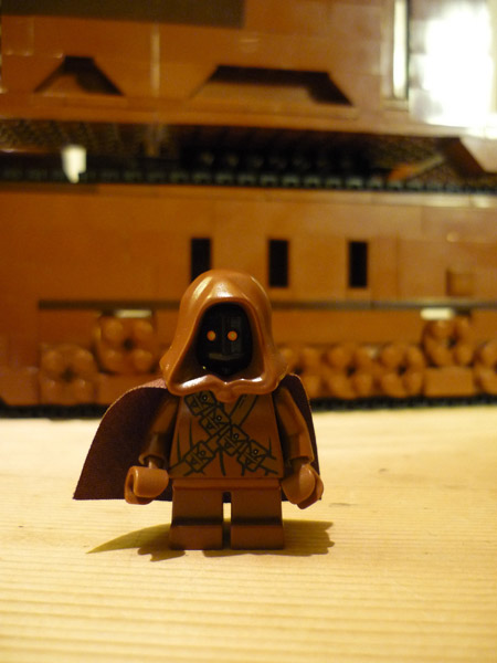 LEGO Star Wars Jawa Sandcrawler
