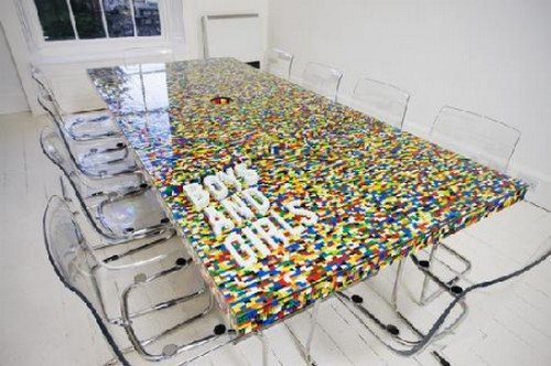 20 Cool Lego Items for the Ultimate Lego Home | Walyou