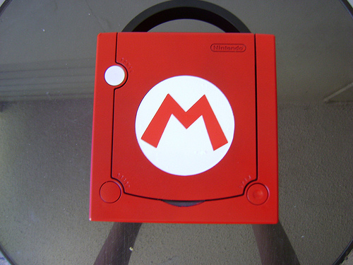 Mario Gamecube Top