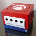 Mario Gamecube closeup