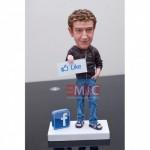 Mark Zuckerberg Action Figure 1