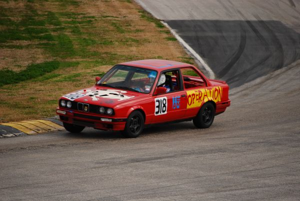 Operation BMW LeMons Racer