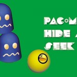 Pac-Man Hide and Seek