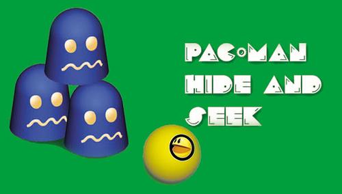 Pac-Man Hide and Seek