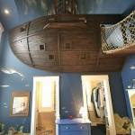 Pirate Ship Bedroom 1