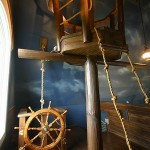 Pirate Ship Bedroom 3