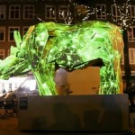 Projection Mapped Sculptures 2