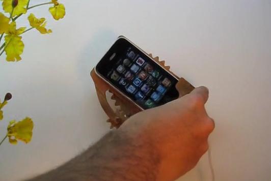 Kinetic iPhone Dock