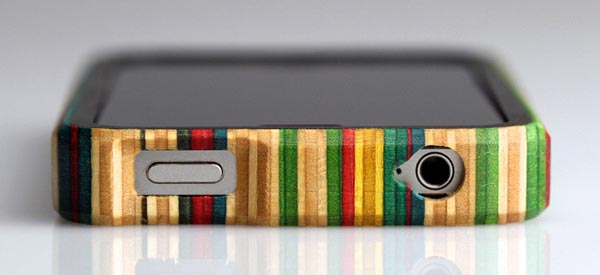 Skateboard iPhone Case Top