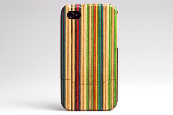 skateboard iPhone case making of