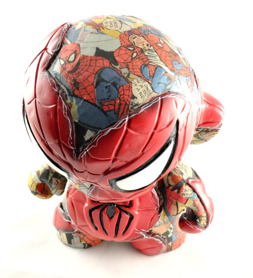 Spider-Man Comic Book Munny