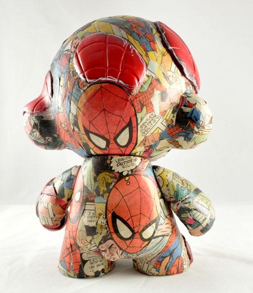 Spider-Man Custom Munny