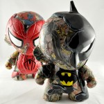 Spider-Man and Batman Munnies
