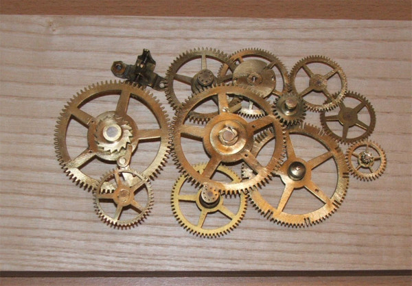 Steampunk Laptop Wheels