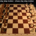Stop-Motion Chess Game 3