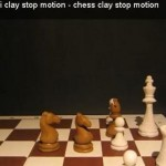 Stop-Motion Chess Game 4