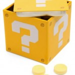 Super Mario Question Box Candy