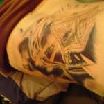Tardis Tattoo 1
