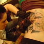 Tardis Tattoo 2