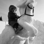 Tauntaun Snow Sculpture 2