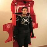Transformer Costume 4