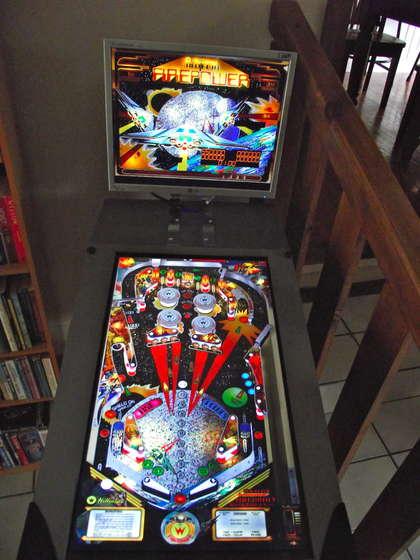 Virtual Pinball Machine Setup