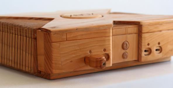 Wooden XBOX 7