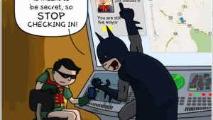 batcave location fourwhere