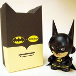 Batman and Custom Box