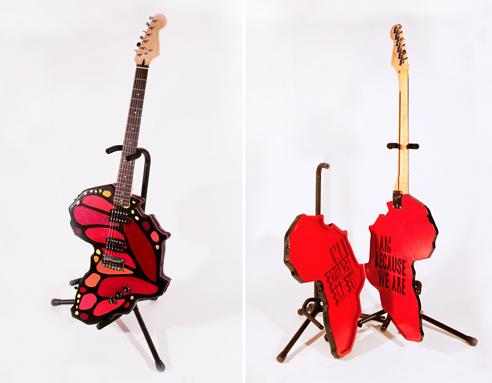 Butterfly Guitar