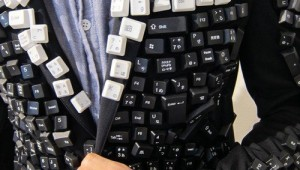 computer keyboard jacket