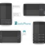 elastic phone multiview
