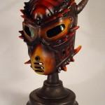 et leather mask 6