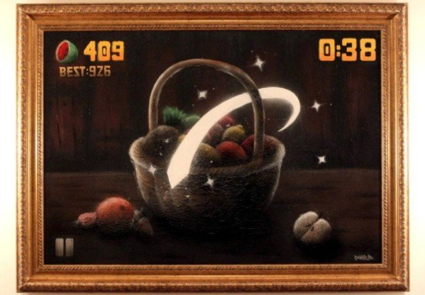 fruit ninja art 1