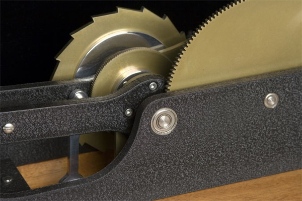 Gears close-up