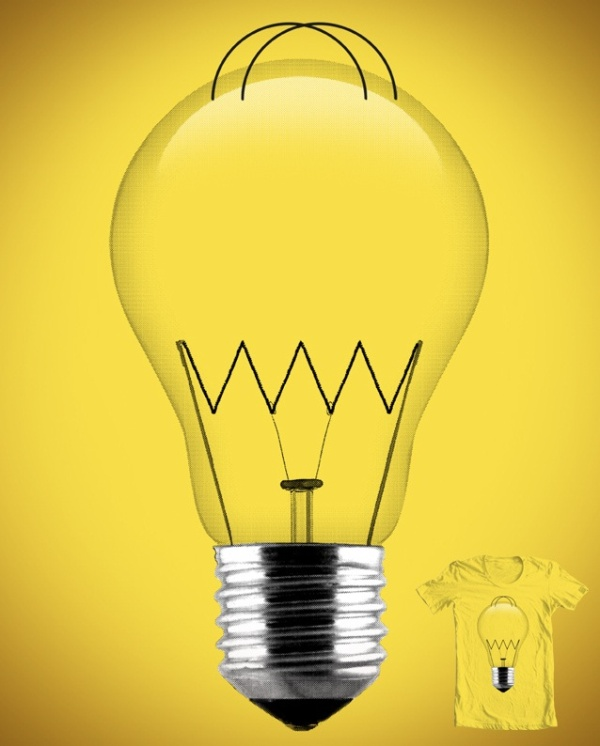 homer simpsons light bulb