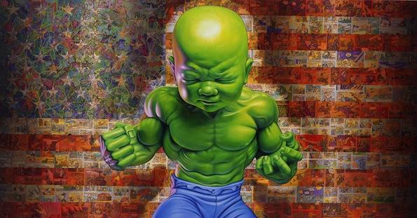 HulkBoy Poster
