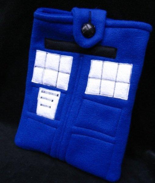 iPad Tardis Case