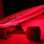 led skateboard 1