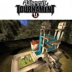 mc escher waterfall illusion unreal tournament