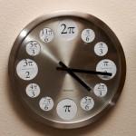 pi clock pi day