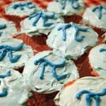 pi cupcakes pi day