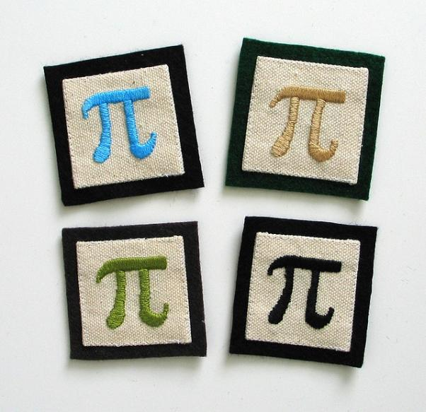 pi embroidery day