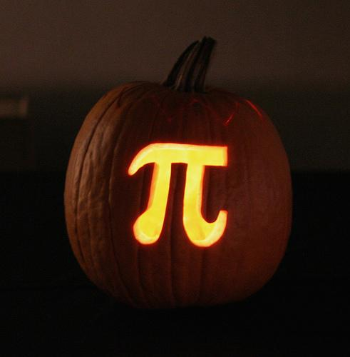 pi pumpkin carvings pi day 1