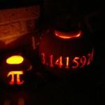 pi pumpkin carvings pi day 3