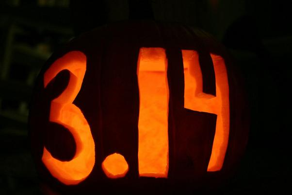 pi pumpkin carvings pi day 4
